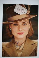 Diane Kruger signed 20x30cm Inglourious Basterds foto autógrafo/AUTOGRAPH IP