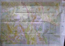 Color Soil Survey Map Zavala County Texas Crystal City La Pryor Batesville 1934