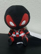 Marvel Collector Corp Exclusive Mopeez Plush Deadpool black costume Funko