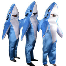 Adult Music Performance Football Half Time Show Katy Perry Shark Party Costume