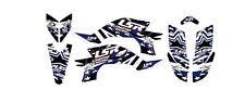 YFZ450 2003 2004 2005 2006 2007 2008 Yamaha Graphic decal kit stickers racing