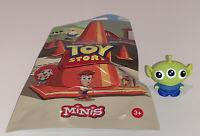 Toy Story Minis - Pizza Planet Alien (Al's Toy Barn) 2019 Blind Bag Disney Pixar