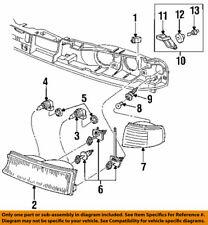 FORD OEM 95-97 Contour-Parking Light Left F5RZ13201A
