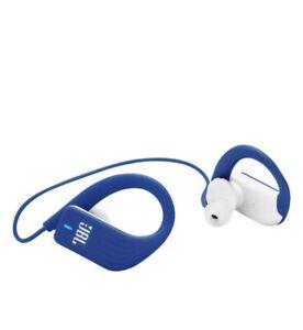 JBL Endurance Sprint Wireless Waterproof Headphones Color Blue