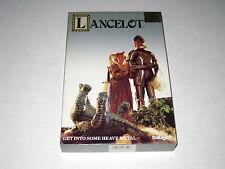 Lancelot (Amiga, 1988) Rare, Vintage Game