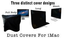 "Apple Imac 27""/21.5""/20"" Impermeable Cubierta de polvo"