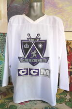 LOS ANGELES KINGS CCM Throwback Jersey XL