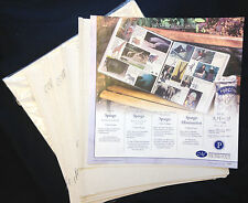 """Creative Memories 12x12 Spargo Pages, buy only what you need! (true 12"""" x 12"""")"""
