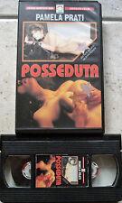 VHS - POSSEDUTA (Pamela PRATI) = EDEN VIDEO = 1991 = Ex noleggio