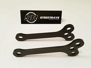 """[SR] 99-19 Yamaha V-Star Stryker 950 1100 1300 Rear Lowering Drop Link Kit 1"""" 2"""""""