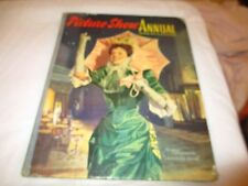 Picture Show Annual/  For People Who Go To The Pictures 1954