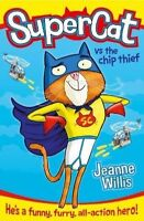 Supercat Vs the Chip Thief, Willis, Jeanne , Good | Fast Delivery