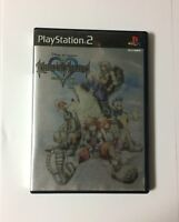 USED PS2 Kingdom Hearts Final Mix JAPAN Sony PlayStation 2 import Japanese game