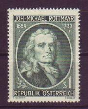 Postfrische Briefmarken mit Kunst österreichische
