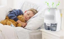 Portable Dehumidifier &Air Purifier Electric Air Dehumidifier Closet Dryer 600ML