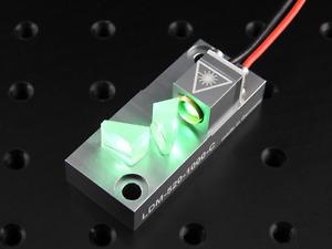 1W 520nm Diodenlaser mit Strahlkorrektur, Laserdiode, kein 532nm DPSS Laser