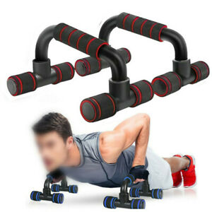 Push Up Stand Bars Push-Ups For Home Fitness Chest Muscles Training Exercise