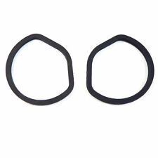 2Pcs Engine Oil Filter Housing Seal Ring Gasket For Benz E280 C230 1121840061