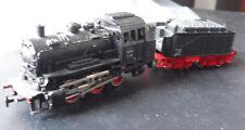 Vintage HO Scale Marklin 89005 Steam Locomotive and Tender Car