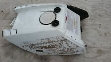 KAWASAKI 650 SX ENGINE COVER HOOD HATCH LID + 1 HOOD PAD
