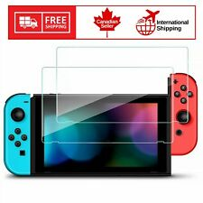 Screen Protector for Nintendo Switch Premium Tempered Glass Ultra Clear (2 Pack)