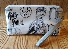 Harry Potter Wristlet Back to School Pencil Pouch Purse Bag