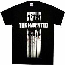BNWT le lame STREGATA/sagome Band T-shirt/Top svedese HEAVY METAL/rock-S