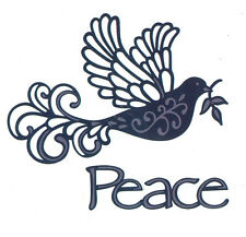 Sue Wilson Dies ~ Festive Collection Dove of Peace, CED3035 ~ NIP