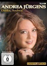 ANDREA JÜRGENS - DANKE,ANDREA!   DVD NEU