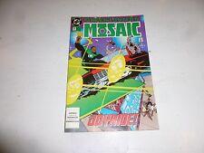 GREEN LANTERN MOSAIC Comic - No 8 - Date 01/1993 - DC Comic