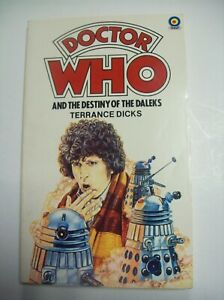 Doctor Who-The Destiny of the Daleks-Target Book (1983)