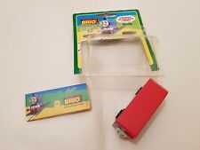 Thomas The Tank & Friends BRIO BERTIE BUS WOOD USED BOXED GREAT CONDITION WOODEN