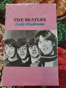 Sealed!!!! The Beatles Lady Madonna Cassette Single Capitol/Apple New