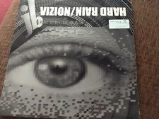 "JB aka dread bass- vizion- hard rain. Nice drum and bass 12"" vinyl"