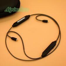 APTX Bluetooth Cable Cord for Shure SE215 SE315 SE535 SE846 UE900 MMCX Earphone