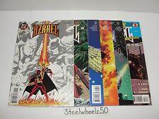 Azrael Agent Of The Bat 6 Comic Lot DC 1995 #1 21 33 44 45 Annual 3 Deathstroke
