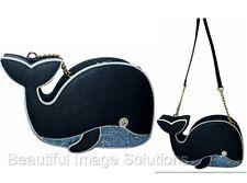 NWT Kate Spade Whale Leather Crossbody Off We Go Bag Handbag Wallet WKRU4247 1PC