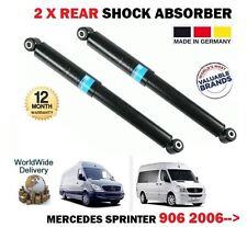 FOR MERCEDES SPRINTER 906 216 224 2006-> 2X REAR SHOCK ABSORBER SHOCKER SET