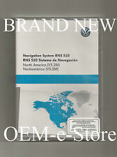 Volkswagen RNS-510 Navigation DVD Map v5.2M Update >Check Compatible List inside