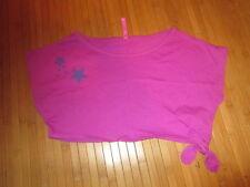 Tee-shirt rose,MC,Taille 10ans,marque Gémo,en TBE