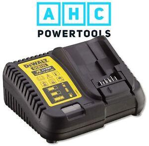 Dewalt DCB115 XR Multi-Voltage Battery Charger Lithium Ion 10.8V-18V UK CE