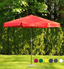 Marktschirm / Sonnenschirm 3m (/) Garten Terrasse Schirm Viele Farben
