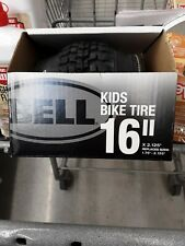 Bell Kids Bike Tire 16� X 2.125� Black Bicycle Tire Fits 1.75�-2.125�