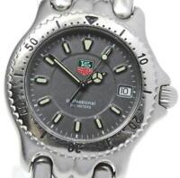 TAG HEUER S/el WG1213-K0 gray Dial Quartz Boy's Watch_602108