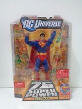 "DC Comics - SUPERMAN - DC Universe Classics Mattel - MOC 6"" Figure 75 Years"