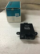 General Motors 22526788 Defroster Switch 1982 1993 Oldsmobile Buick New