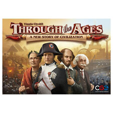Through the Ages - A New Story of Civilization, Board Game - NEW