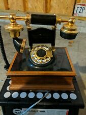 Vintage 70's Deco Tel French Style Rotary Phone