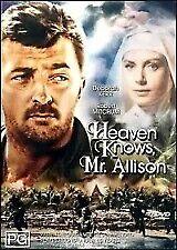 HEAVEN KNOWS, MR. ALLISON DVD -  Robert Mitchum, Deborah Kerr (Region 4)