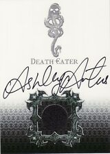 Harry Potter Goblet of Fire Update Ashley Artus DE1 Auto Costume Card